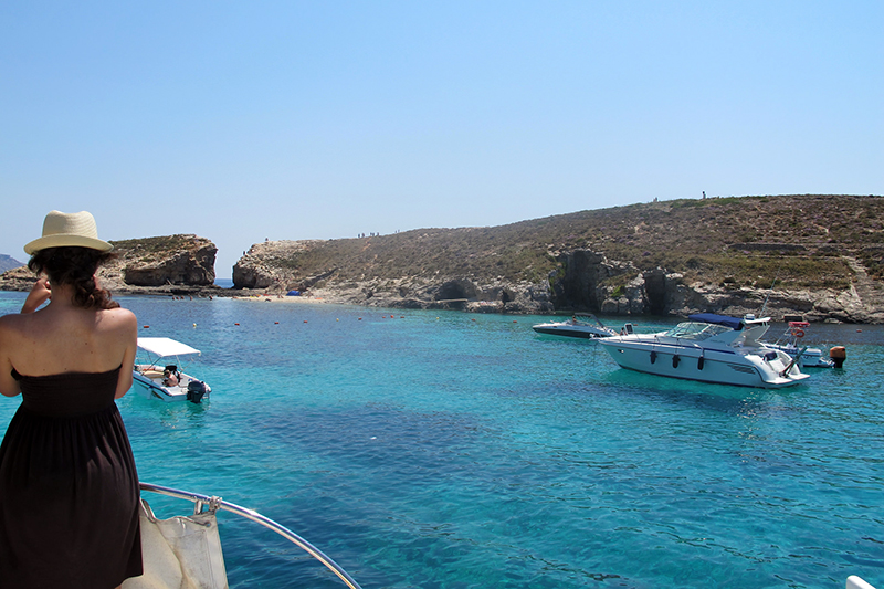comino malta og Blue Lagoon