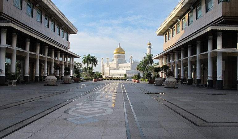 Brunei – det glemte land