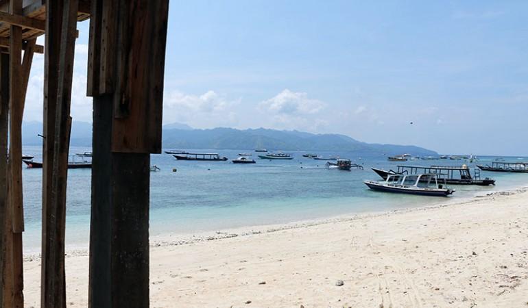 Rejsebudget Gili & Lombok, Indonesien