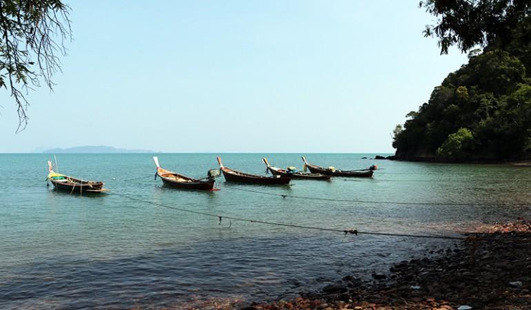 Turen går til Koh Lanta