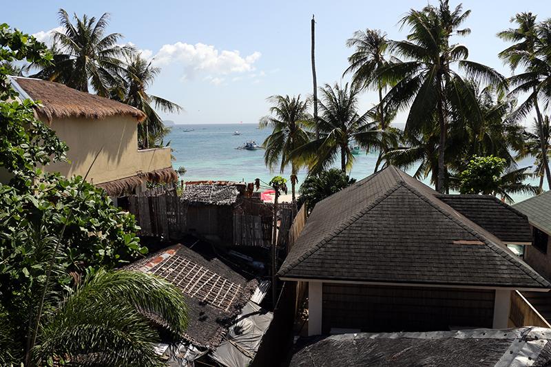 Boracay i filippinerne