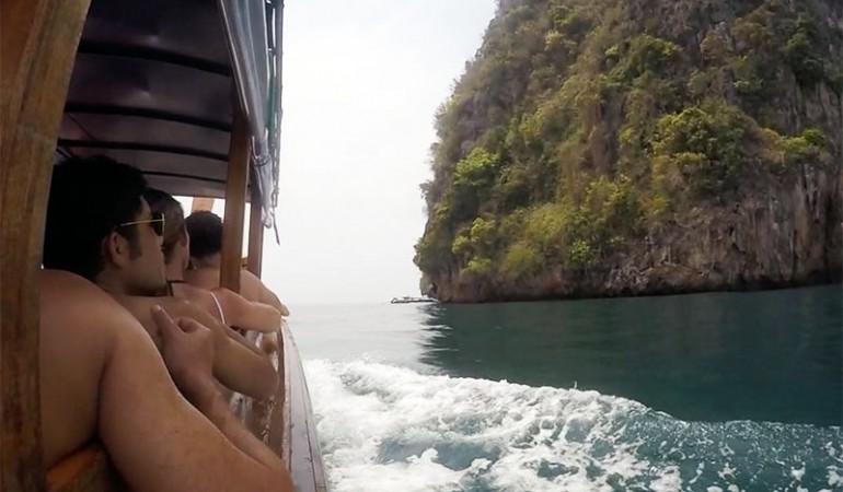 Oplev 5 øer nær Koh Lanta
