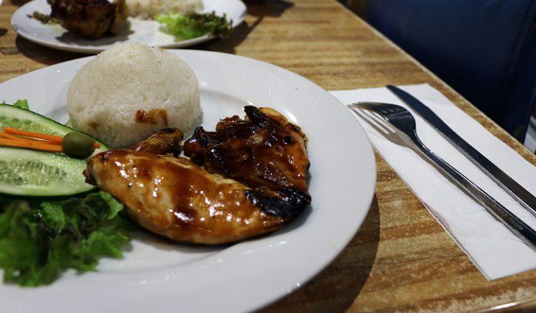 4 gode budget restauranter på Boracay