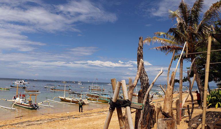 Skønne Sanur Beach