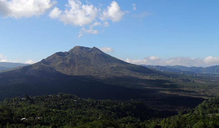 Batur – Balis mægtige vulkan