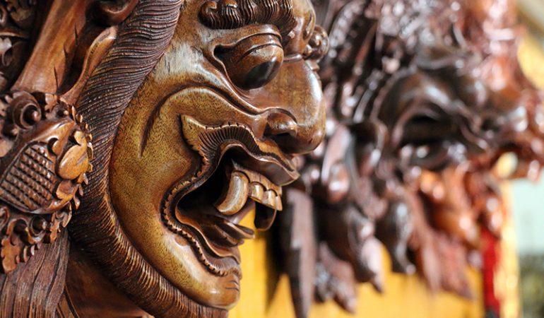 Balis fascinerende håndværk