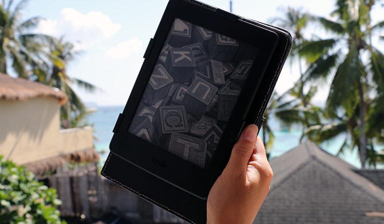 E-bøger til rejsen