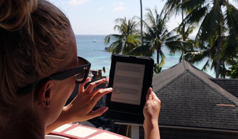 Gratis e-bøger til rejsen