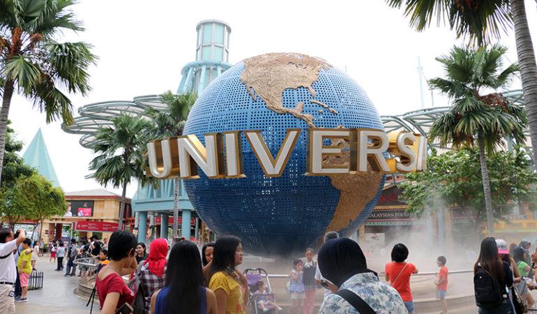 Universal Studios Singapore – for børn og voksne