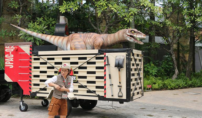 Få en perfekte dag i Universal Studios Singapore