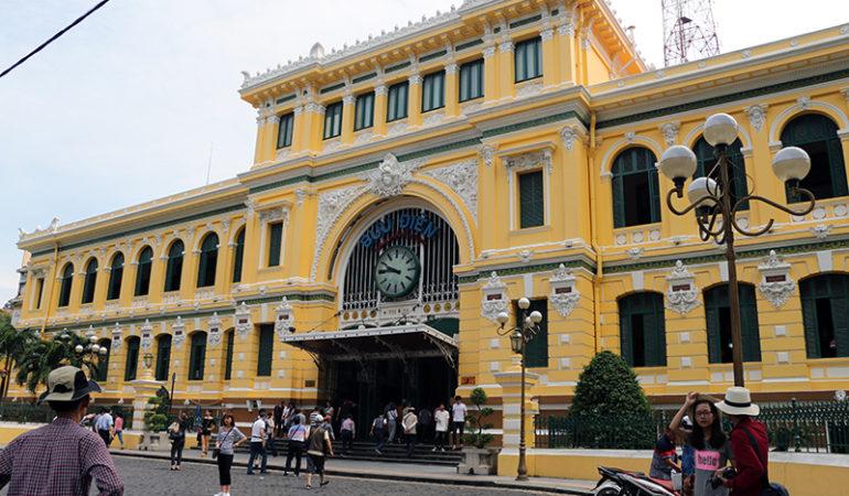 Det Centrale Postkontor