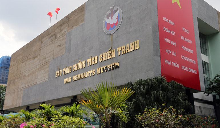 Krigsmuseet i Ho Chi Minh