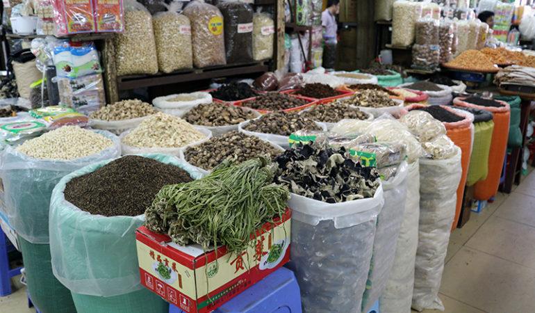Cho Dong Xuan markedet
