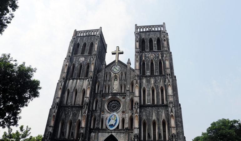 St. Joseph's katedralen i Hanoi