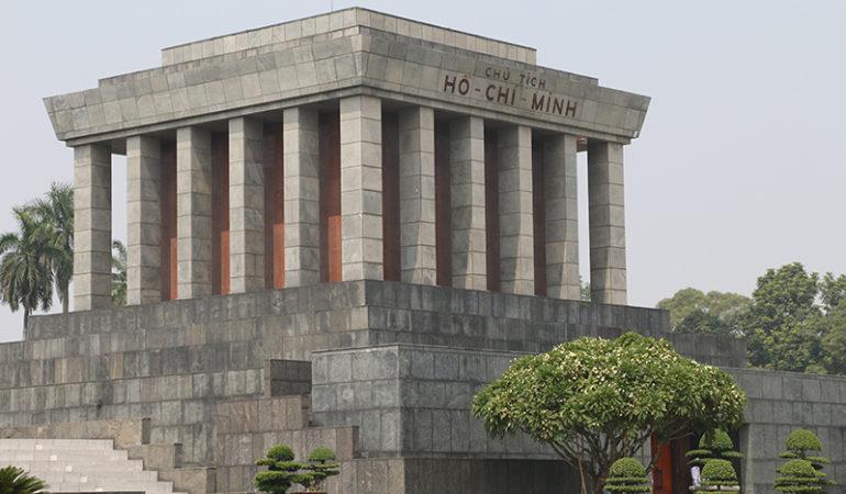 Ho Chi Minhs Mausoleum