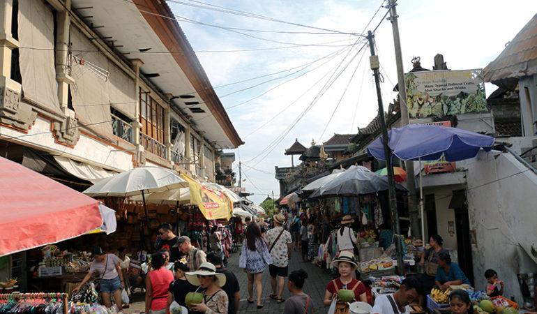 Markedet i Ubud