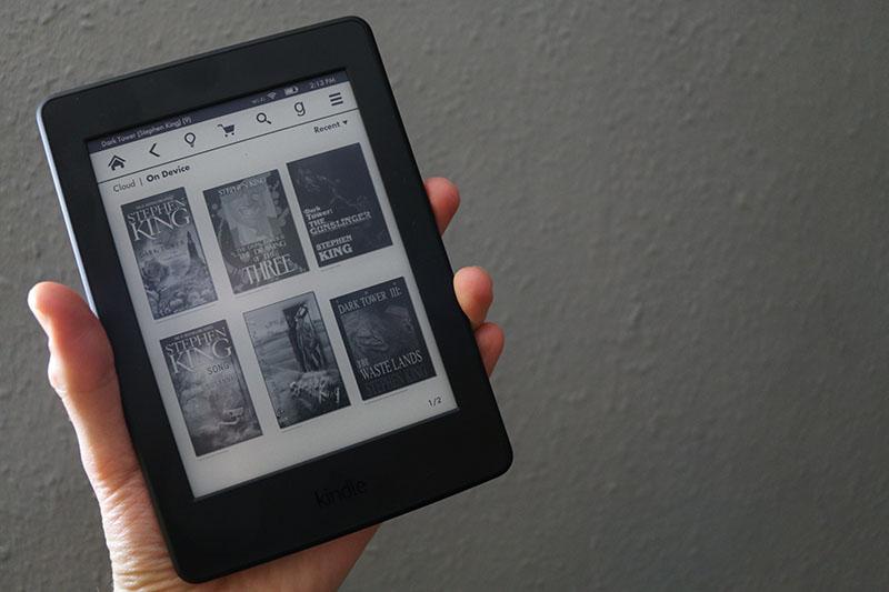 Kindle e-bøger