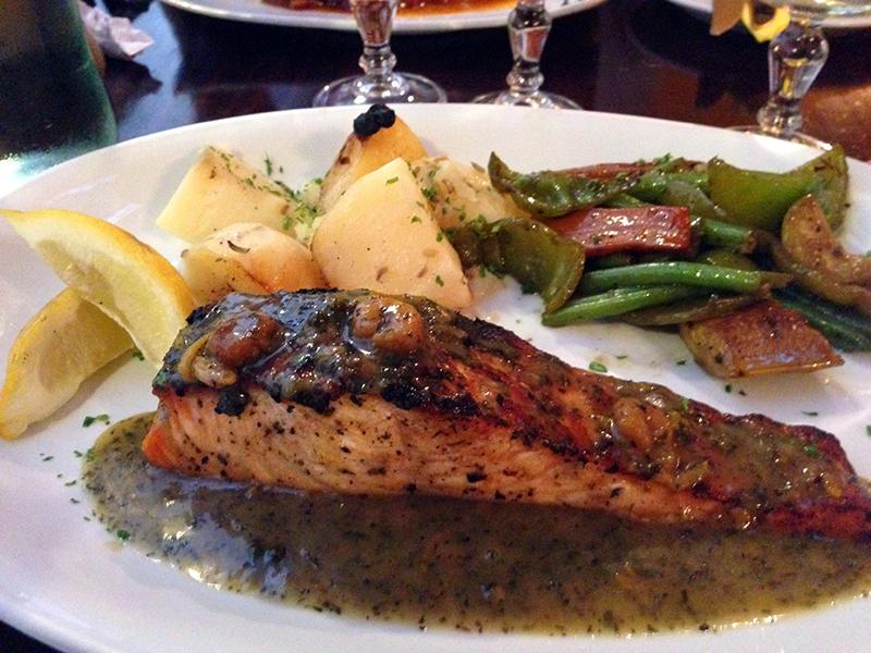 Malta mad - fisk