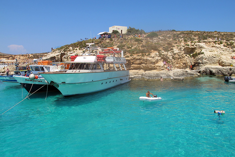 comino  - The Blue Lagoon