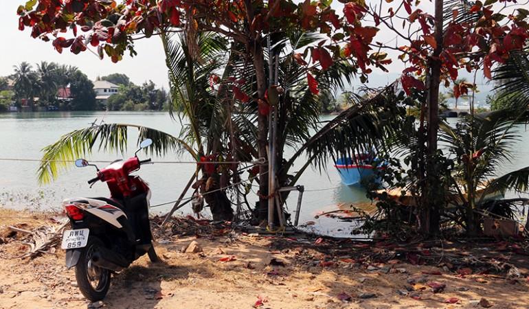 Lej en scooter i Thailand