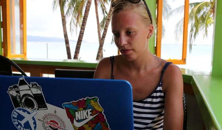 Et liv som digital nomade