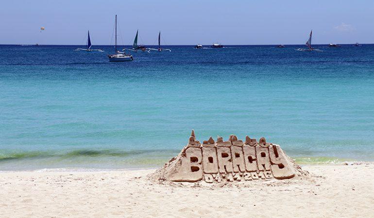 Vores tur til Boracay