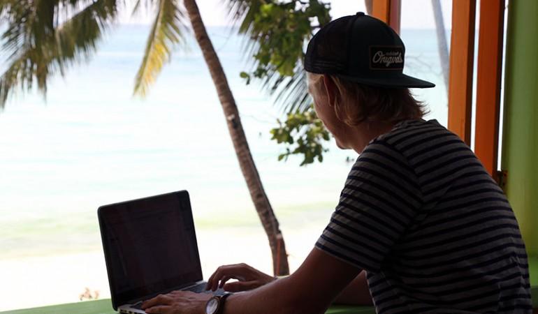 Digital nomade udstyr #3: Drift af virksomhed