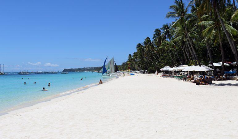 Rejsebudget Boracay, Filippinerne
