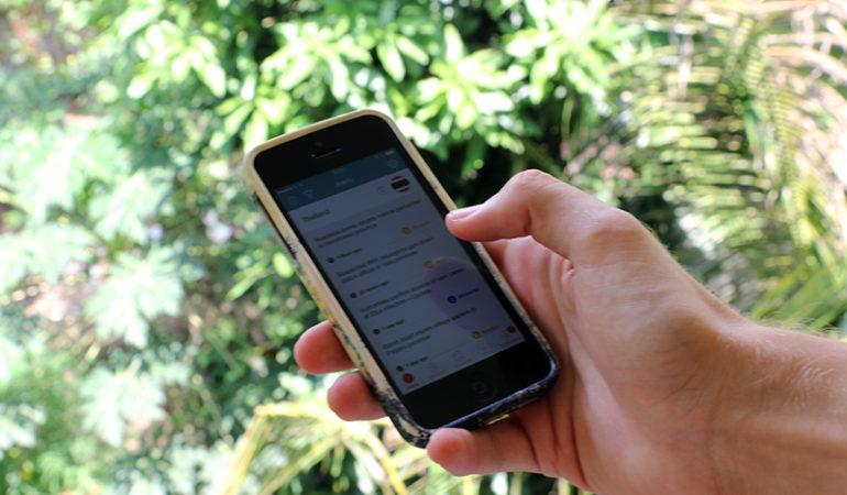 Sikkerhed med appen MySafeTravel